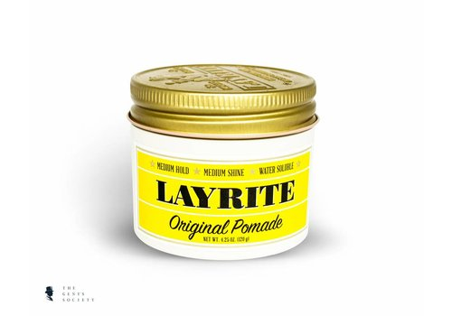 Layrite original hair pomade
