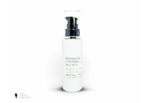 Bath House luxe aftershave balsem Spanish Fig & Nutmeg