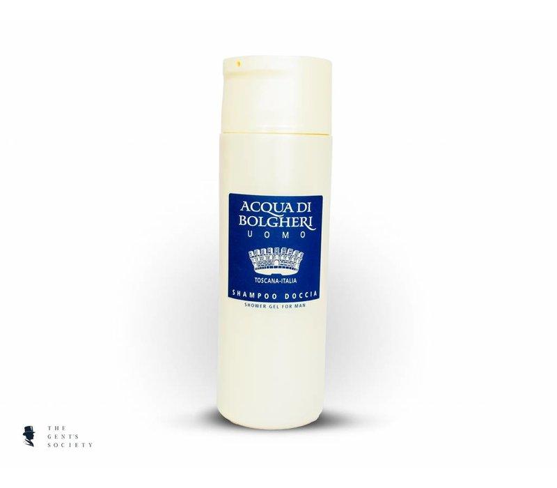 dagelijkse te gebruiken frisse en intens vitaliserende showergel Uomo