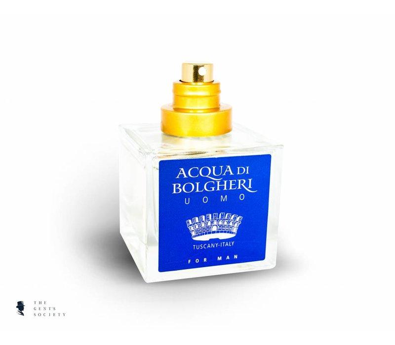 natuurlijk en karakteristiek parfum Uomo