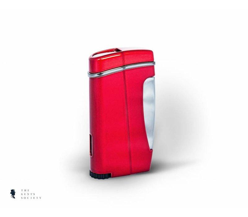jet flame aansteker Executive II rood