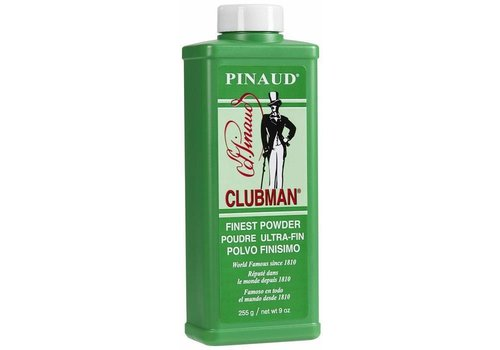 Clubman Pinaud Finest Talc Powder