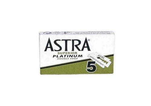 Astra 5x Double Edge scheermesjes