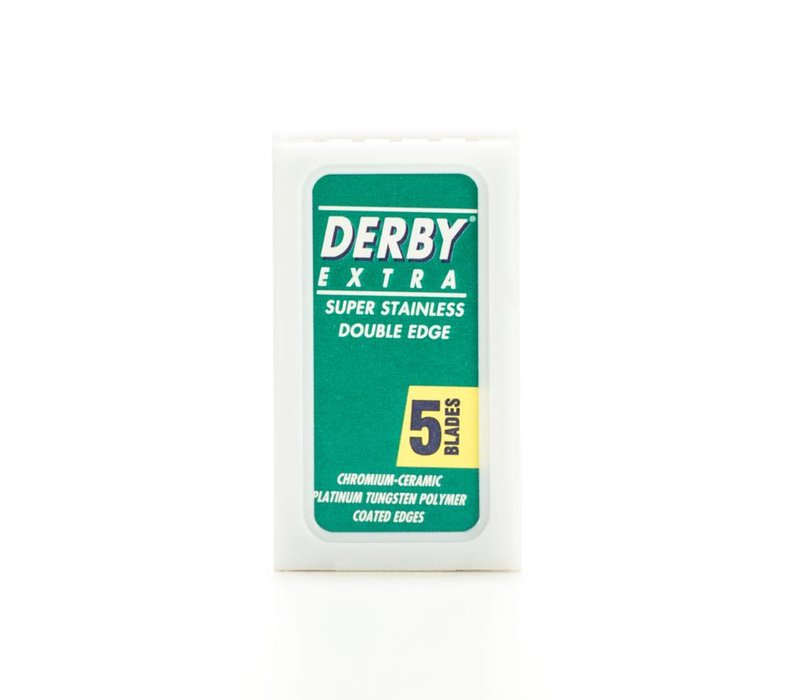 5 Derby Double Edge scheermesjes