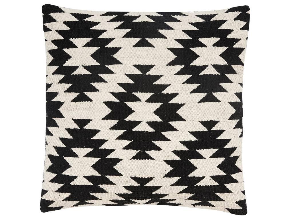 Kussen Zwart Wit.Shop Kussen Katoen Zwart Wit 500113 Gratis Verzending Retour