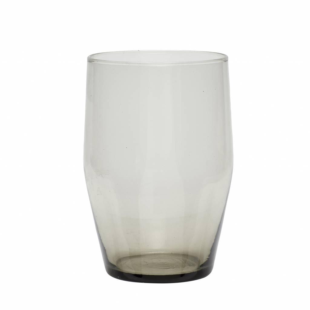 Hubsch waterglas 'Smoke' - 4st.-480105-5712772047101