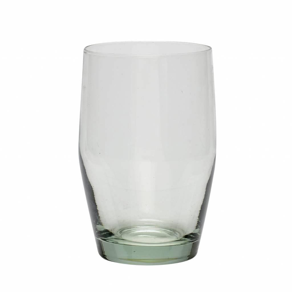 Hubsch waterglas 'Green' - 4st.-480106-5712772047118