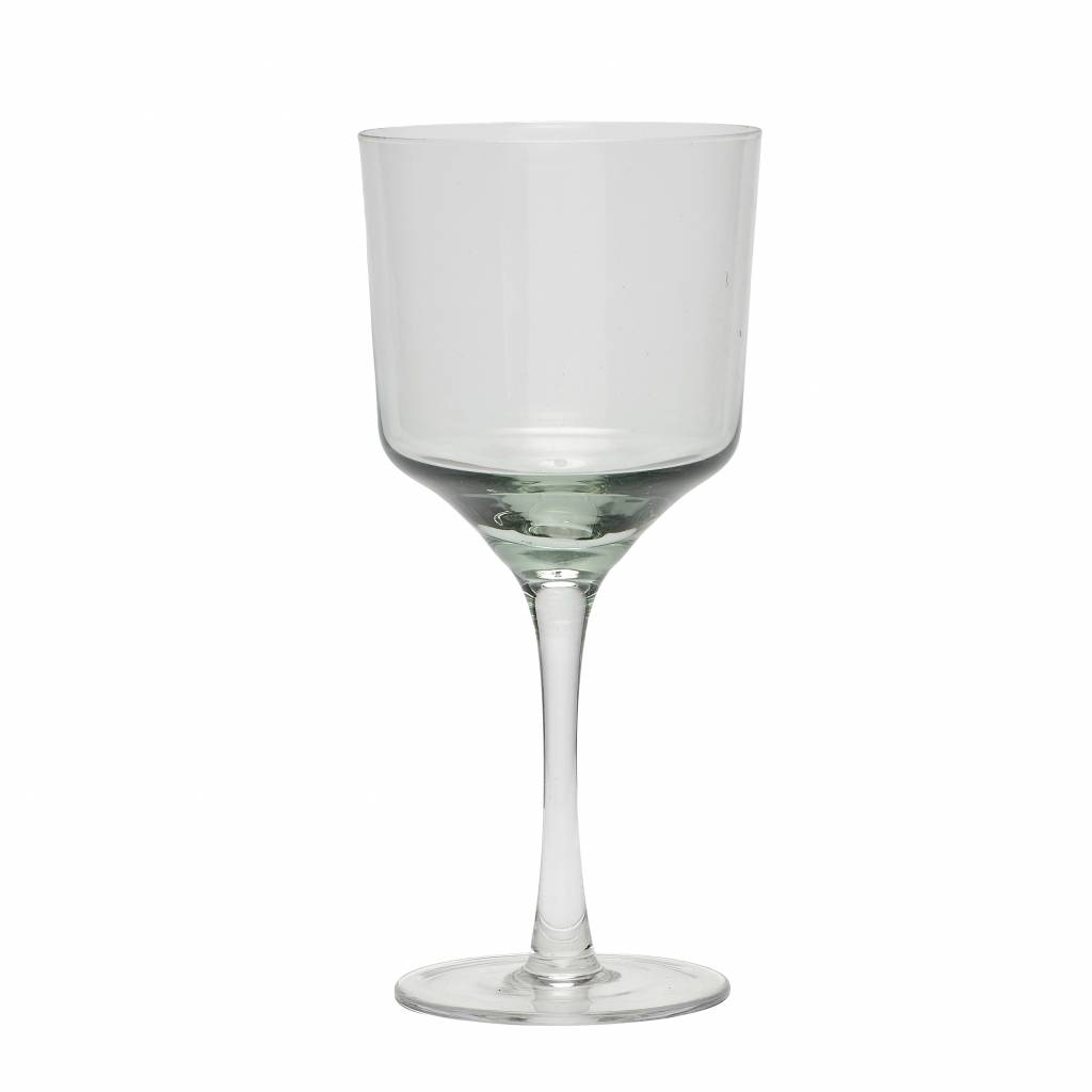 Hubsch wijnglazen rode wijn - helder glas - set van 4-480107-5712772047125
