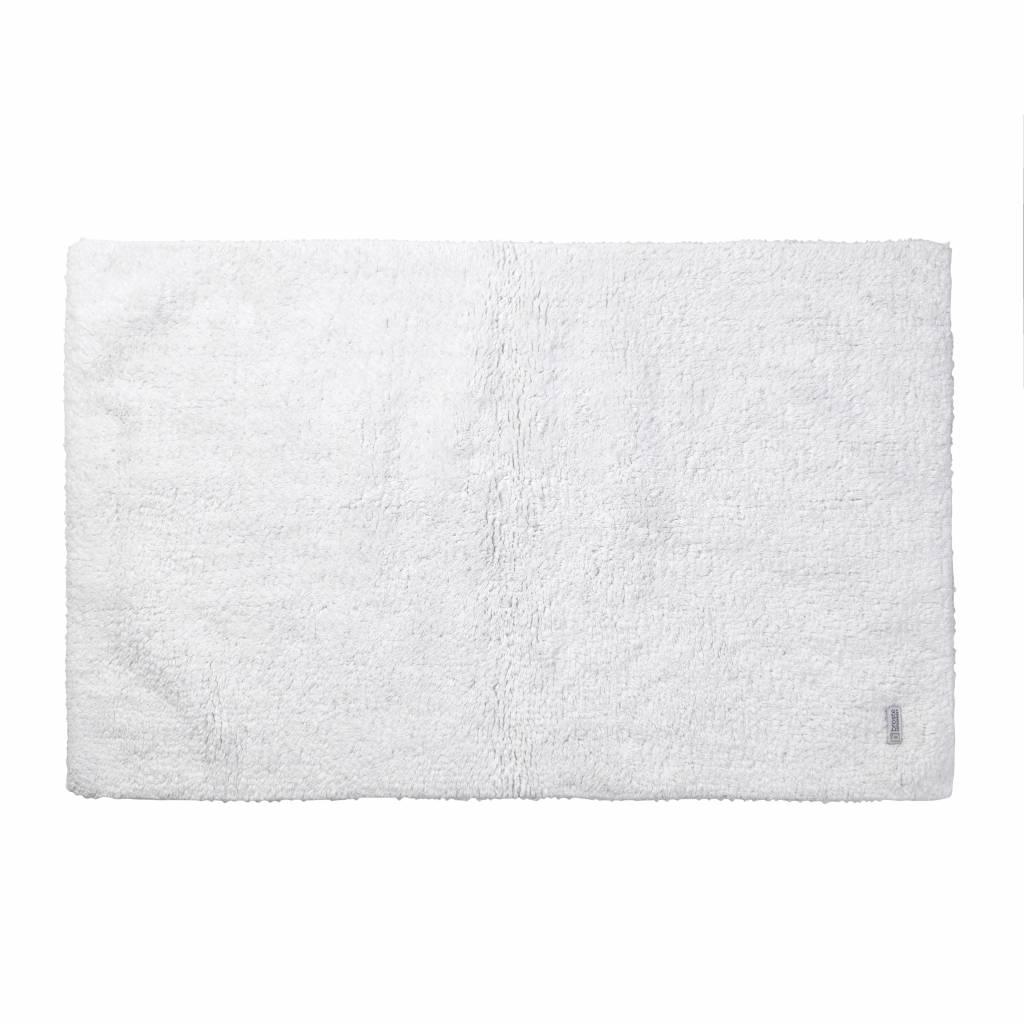 Broste Copenhagen badmat wit - 70 x 100 cm