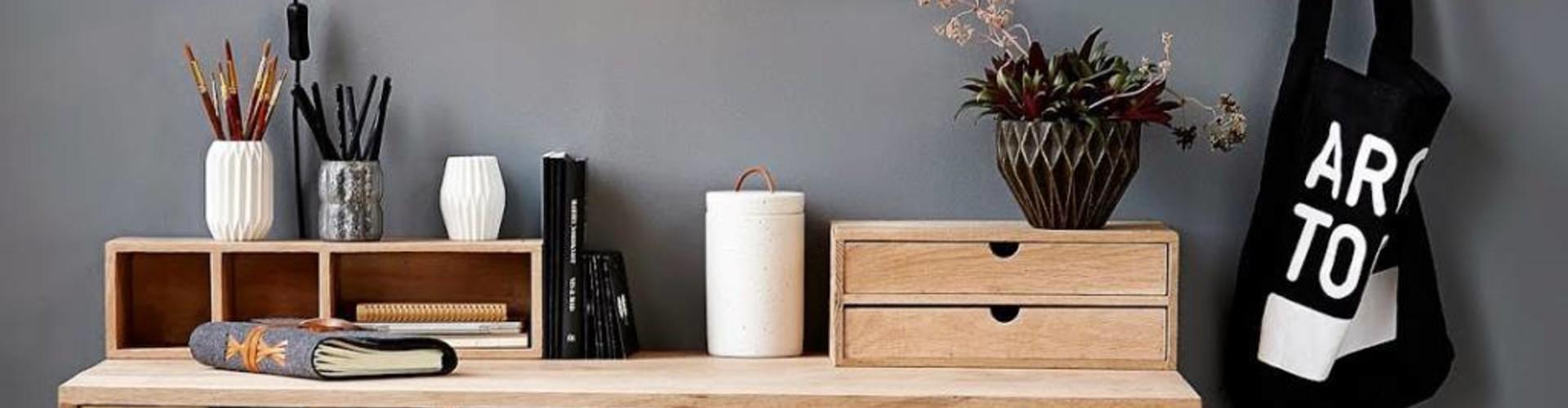 Shop the look: werkplek in Scandinavische stijl