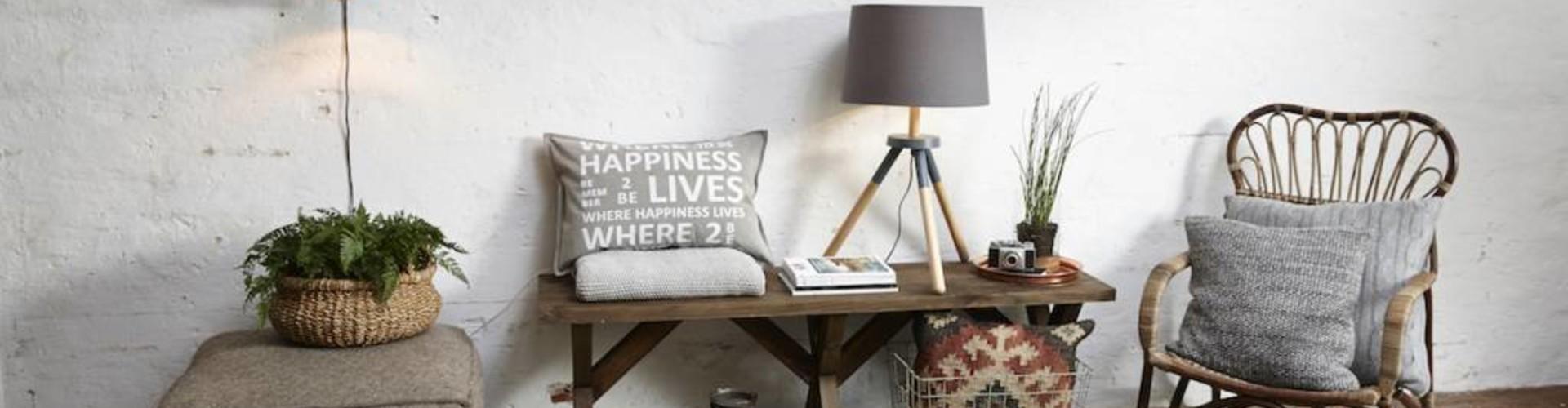 Een design wandlamp, een eye-catcher aan je muur!