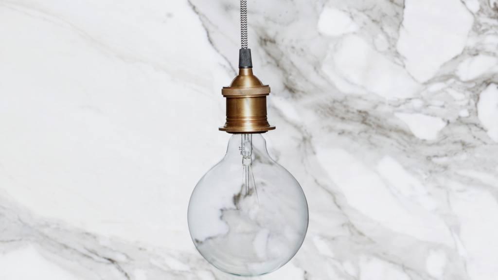 Hubsch fitting/hanglamp goud metaal-320204-5712772052020