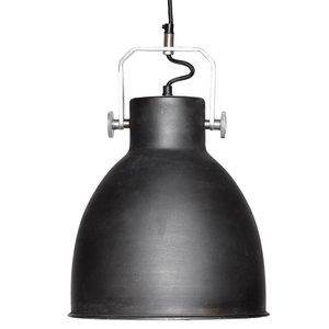 Hubsch Hanglamp - 329001 - 29 x H41 cm - Zwart