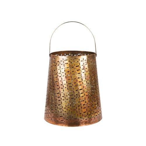 Broste Copenhagen lantaarn koper metaal
