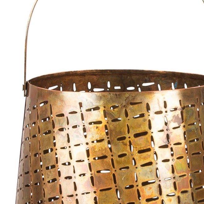 Broste Copenhagen lantaarn koper metaal - 71111859