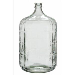 Winkel voor Thuis Collectie vaas naturel glas - Copy