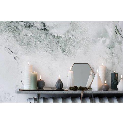 Broste Copenhagen spiegel koper metaal vierkant