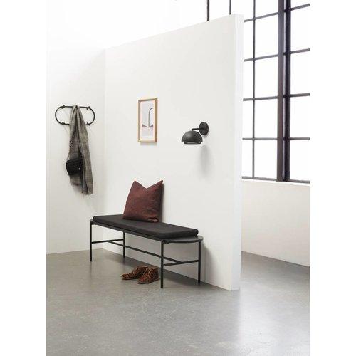 Hubsch fotolijst, eikenhout, bruin, met afbeelding, 30 x 42 cm - set van 2