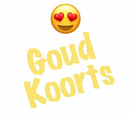 Goudkoorts!!!