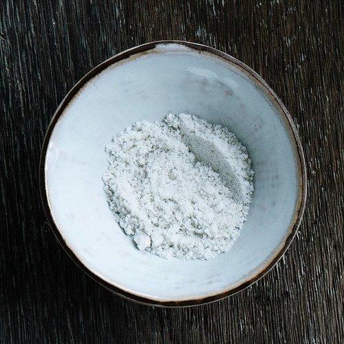 Broste Copenhagen beker Hessian espresso - crème/bruin aardewerk - 100 ml - set van 4