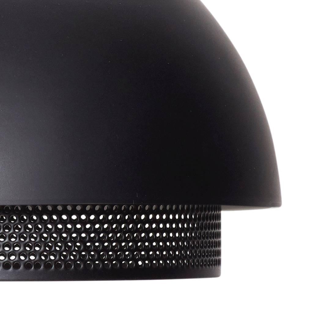 Hubsch wandlamp - zwart metaal - E14/15W - ø21 x 28 cm-990709-5712772466797