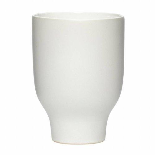 Hubsch mok Large wit, 719022, set van 4