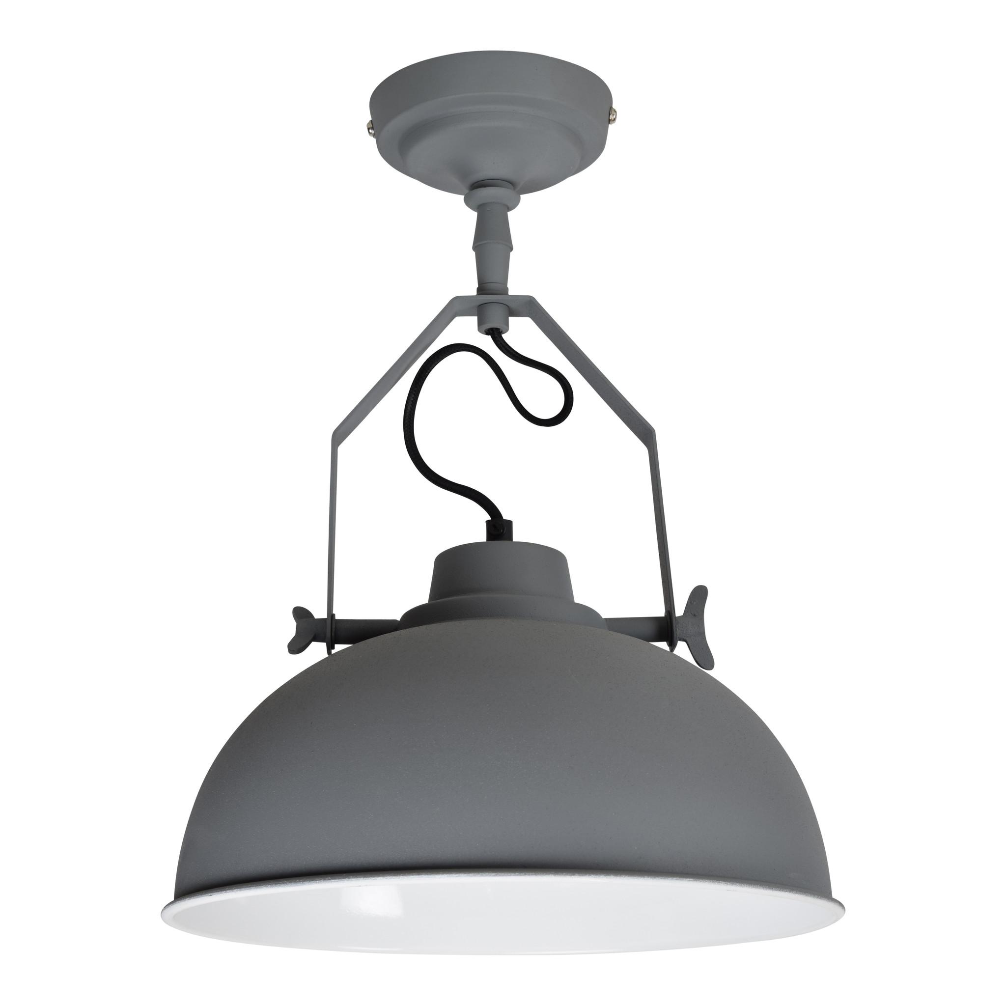 Urban Interiors Urban Interiors Plafondlamp Urban ø30 cm Vintage grey