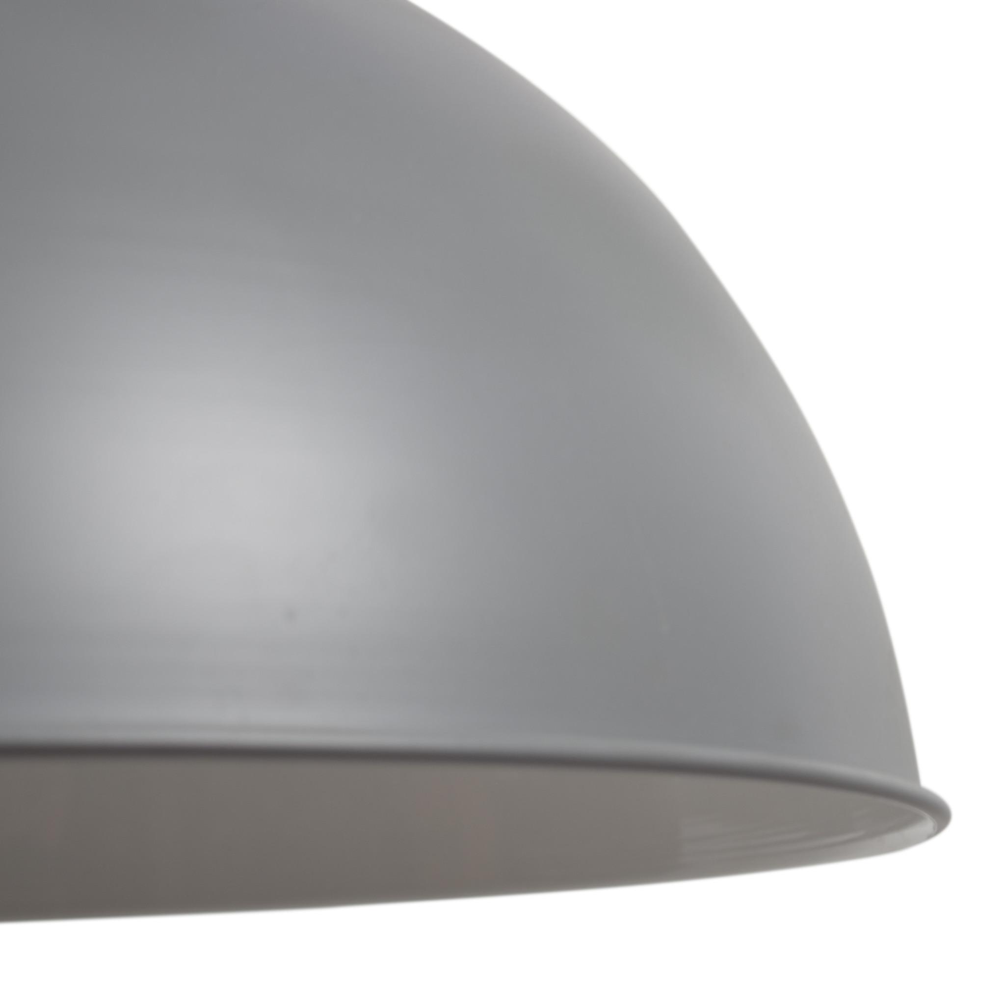 Urban Interiors Urban Interiors Hanglamp Dome XL ø50cm. stone grey-AI-PL-13-SG-8719325005066