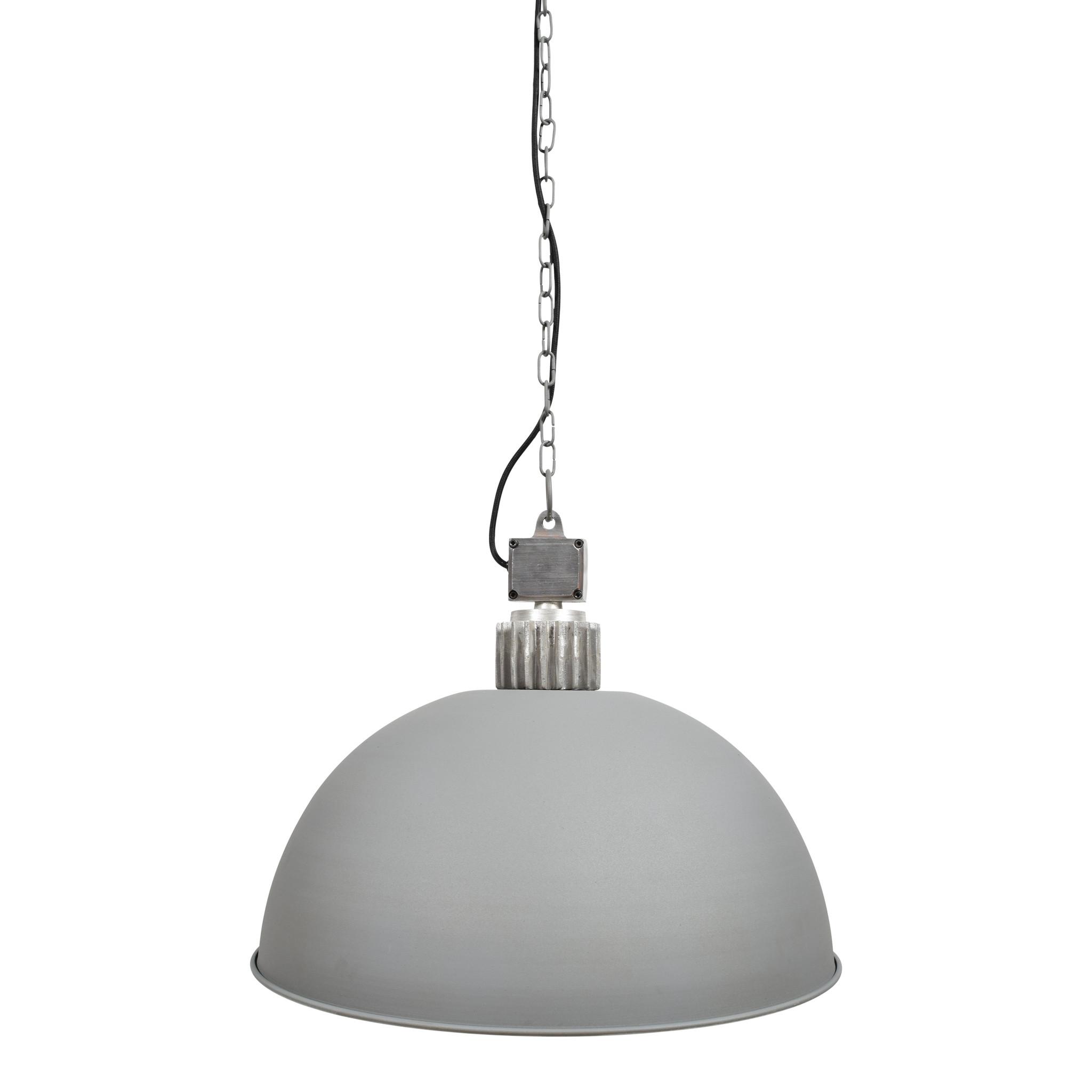 Urban Interiors Urban Interiors Hanglamp Factory ø50cm. vintage grey-AI-PL-12-VG-8719325005486