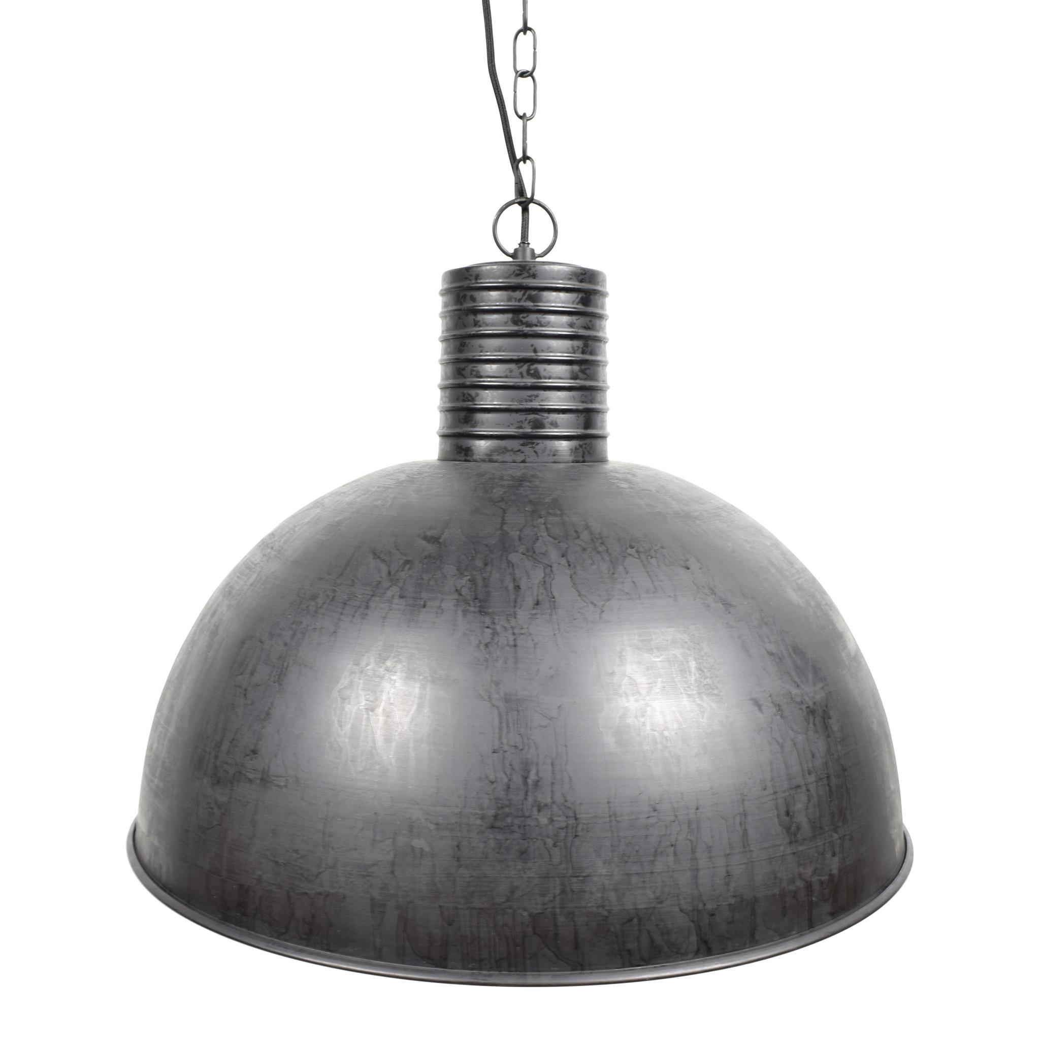 Urban Interiors Urban Interiors Hanglamp Dome XL ø50cm. rough black