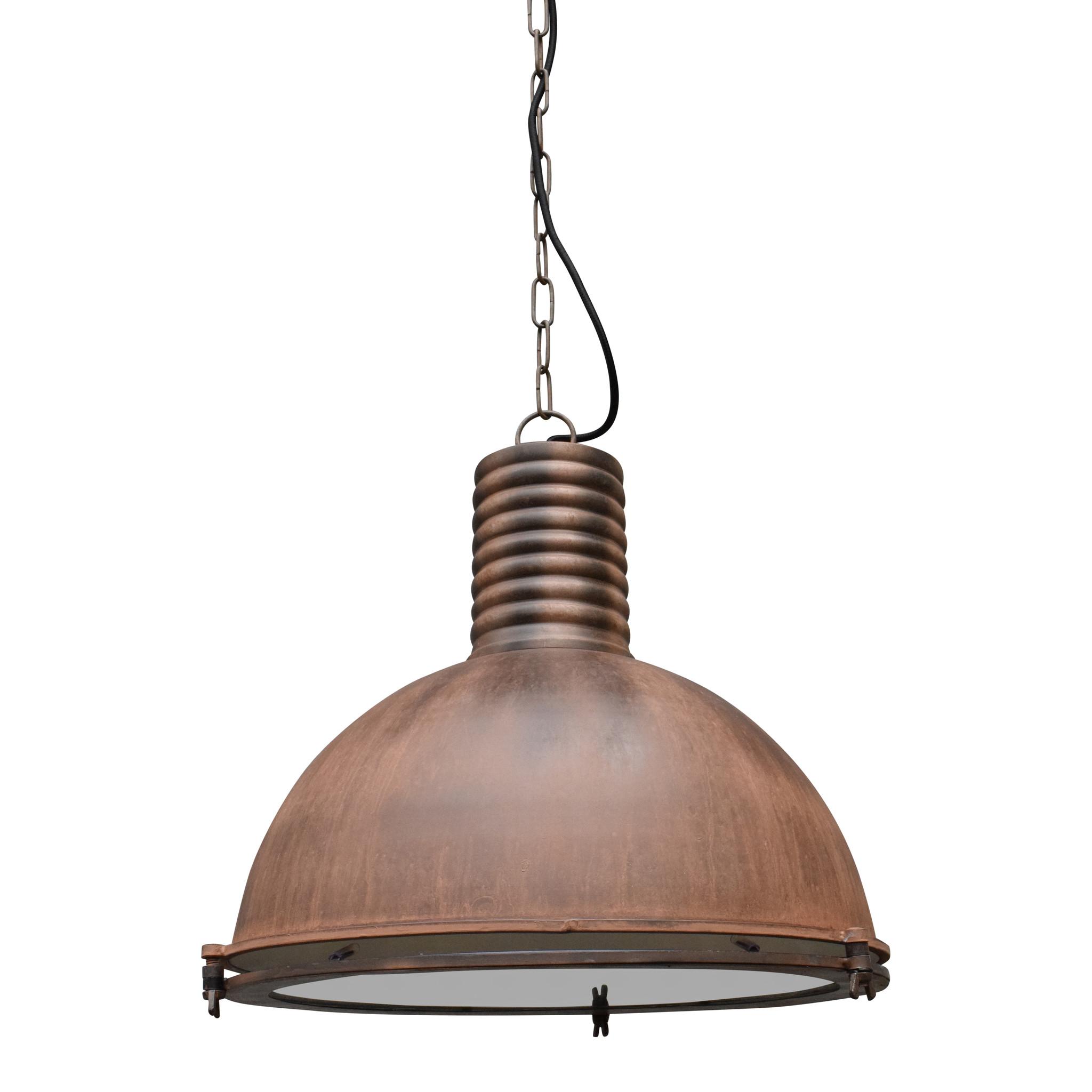 Urban Interiors Urban Interiors Hanglamp Vintage rusty ø40cm-AI-PL-226-BA-8719325005592