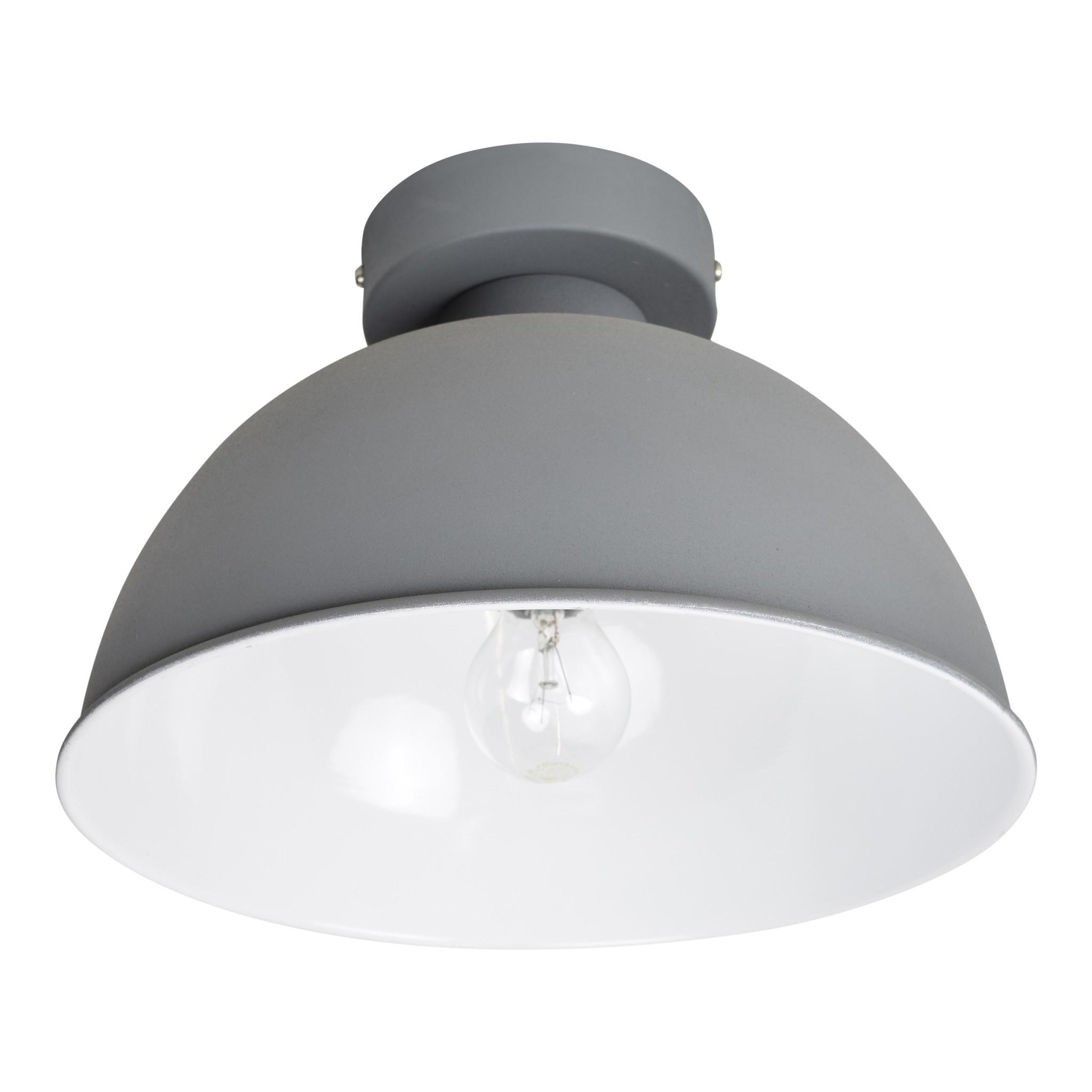 Urban Interiors Urban Interiors Plafondlamp industrial ø30 cm Vintage grey