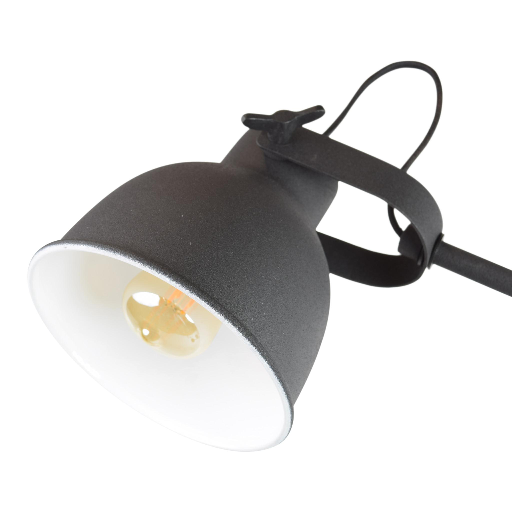 Urban Interiors Urban Interiors Vloerlamp Industrial vintage black-AI-WFL-15-234-VB-8719325005653