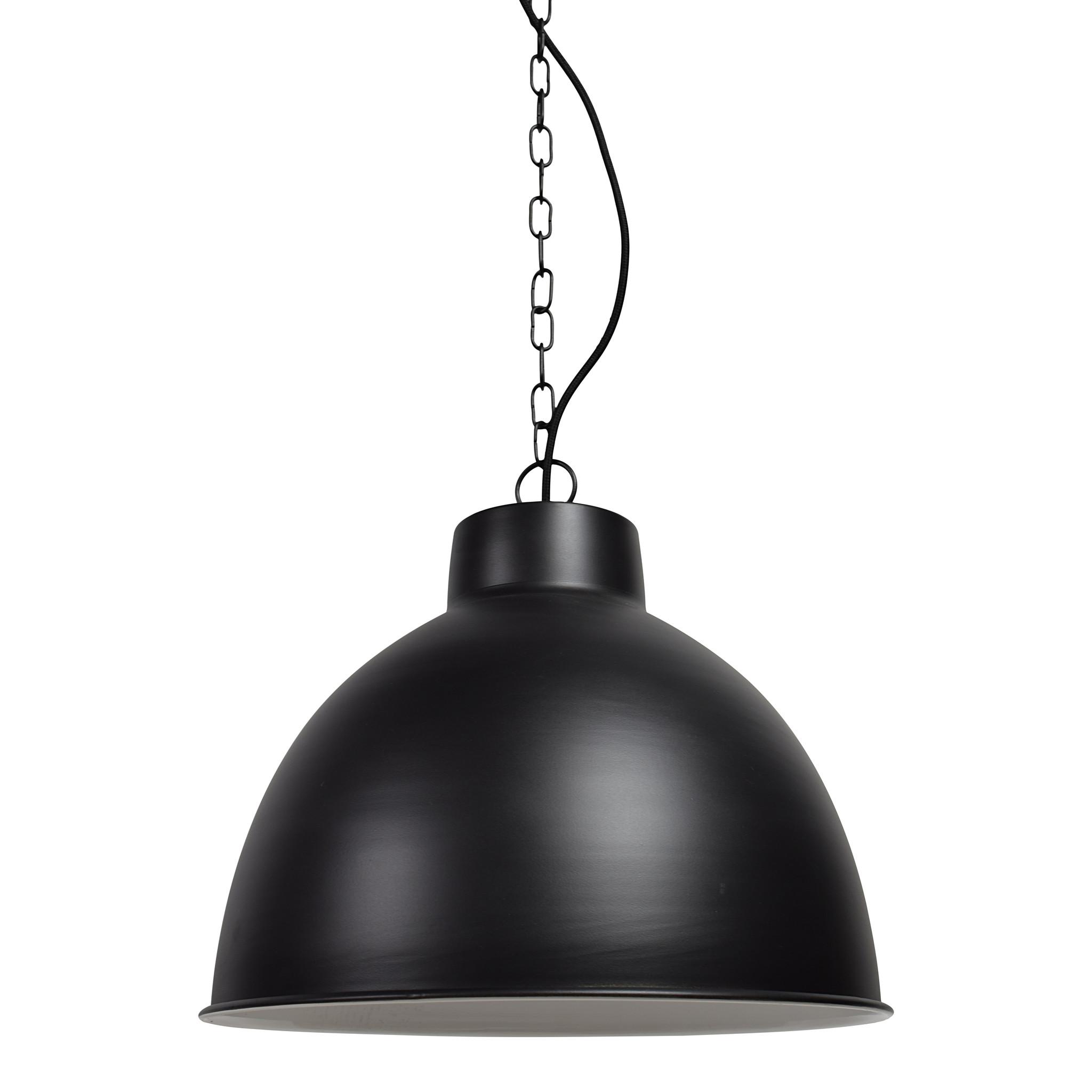 Urban Interiors Urban Interiors Hanglamp Rocky  ø40cm. mat black