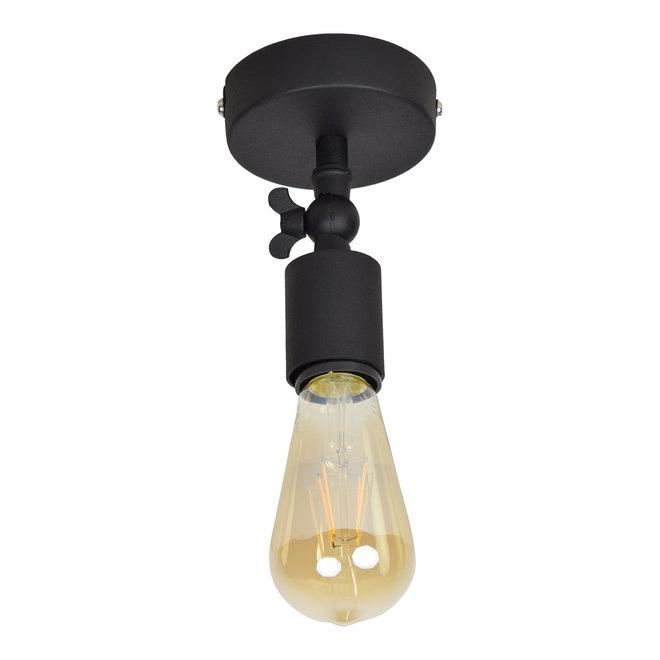 Urban Interiors Plafondlamp Bulby vintage black