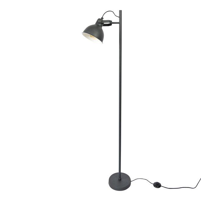 Urban Interiors Vloerlamp Read vintage black