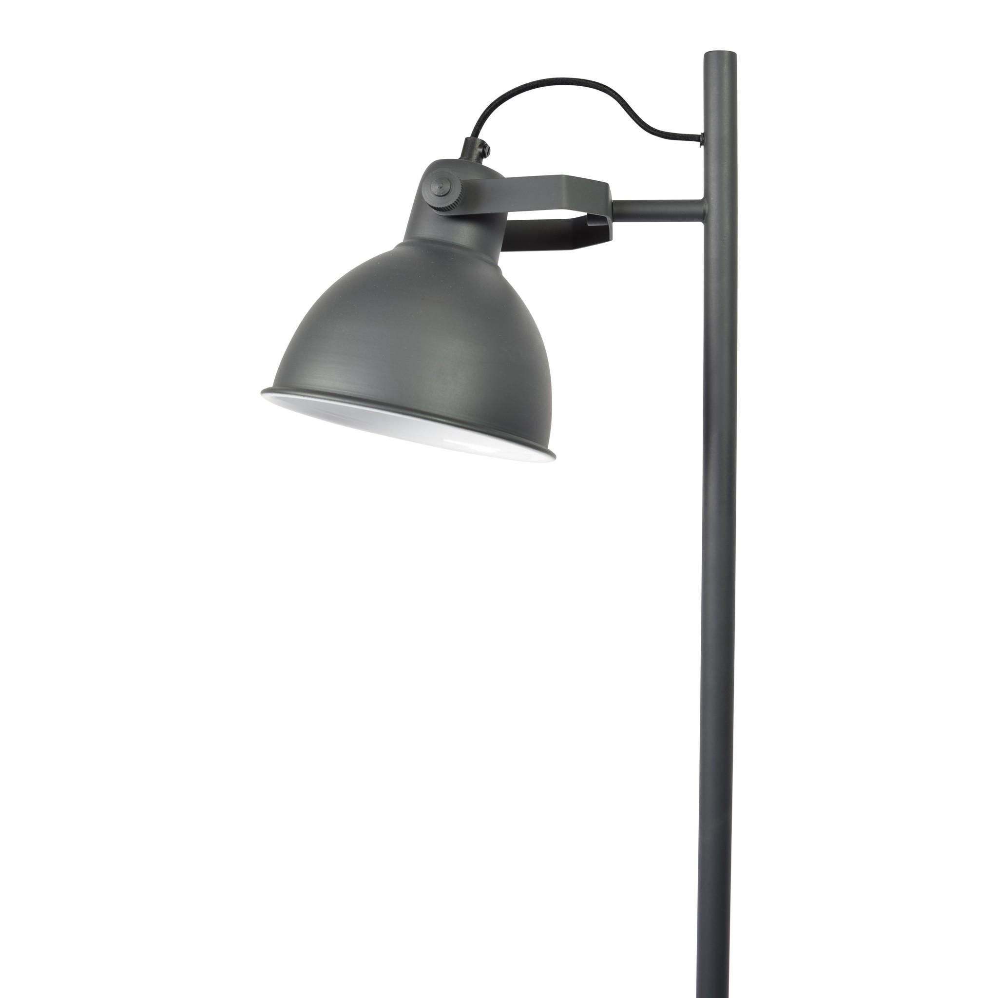 Urban Interiors Urban Interiors Vloerlamp Read vintage black-AI-FL-2224-8719325171402