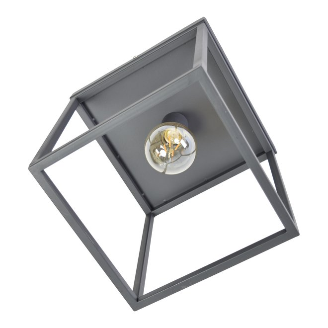 Urban Interiors Plafondlamp Frame Zwart 25x25x31