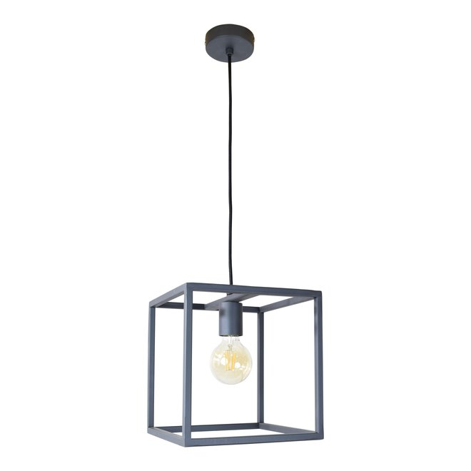 Hanglamp Frame 25x25 Zwart
