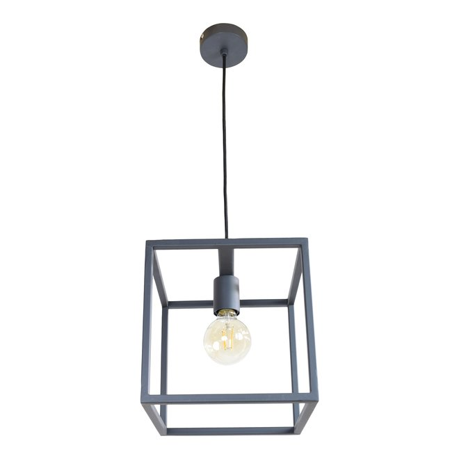 Urban Interiors Hanglamp Frame 25x25 Zwart