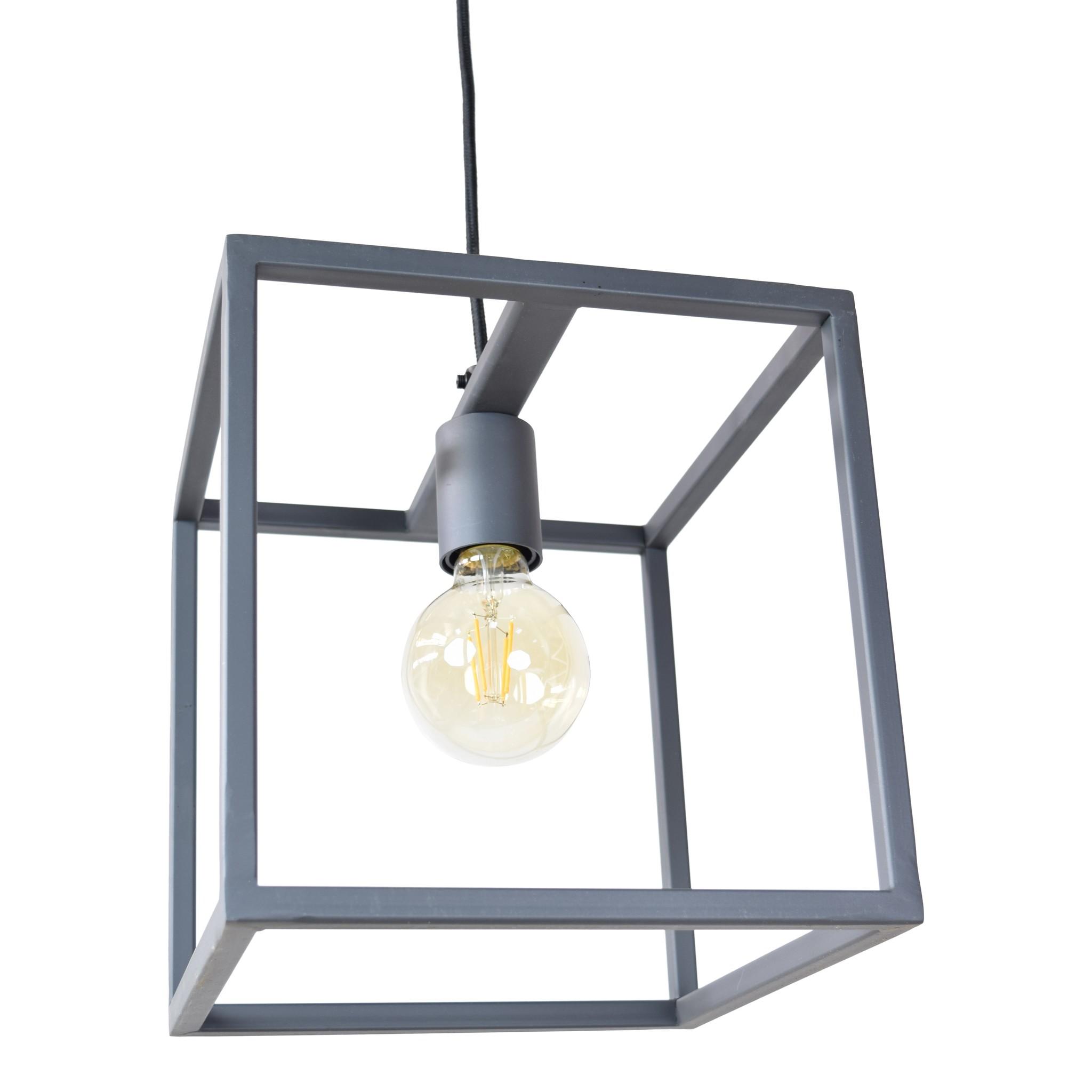 Urban Interiors Urban Interiors Hanglamp Frame 25x25 Zwart
