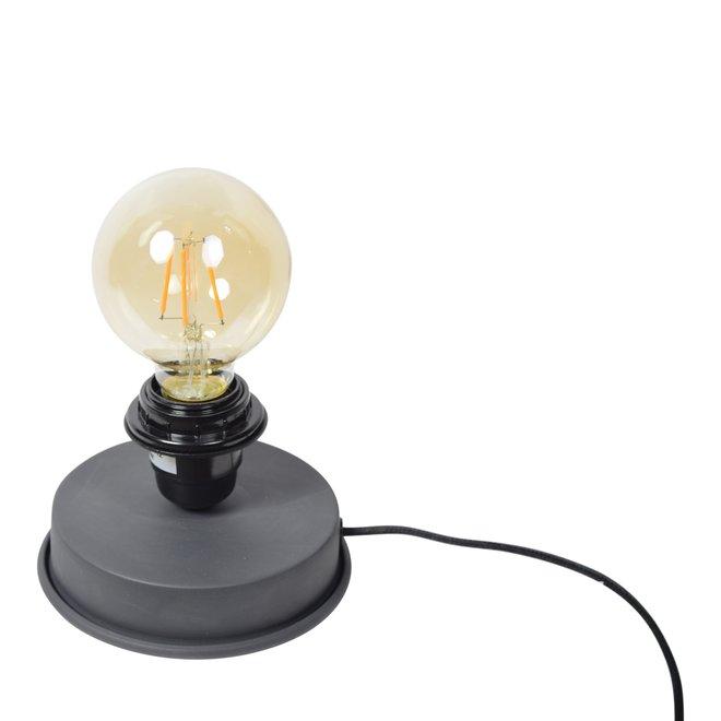 Tafellamp Base Zwart (excl. lichtbron)