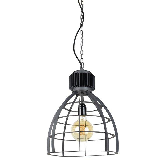 Hanglamp Spark Small ø28x29 vintage black