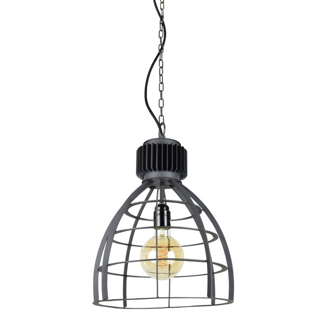 Urban Interiors Hanglamp Spark Small ø28x29 vintage black