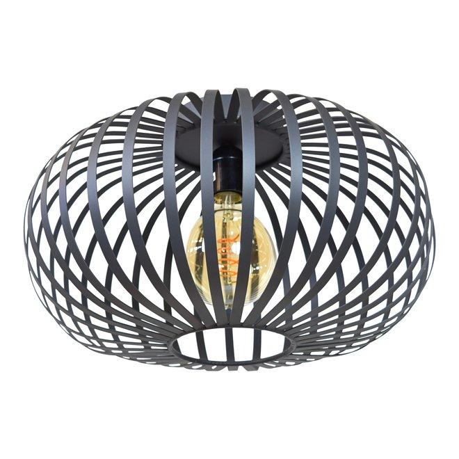 Urban Interiors Plafondlamp Flow ø40x23 vintage black