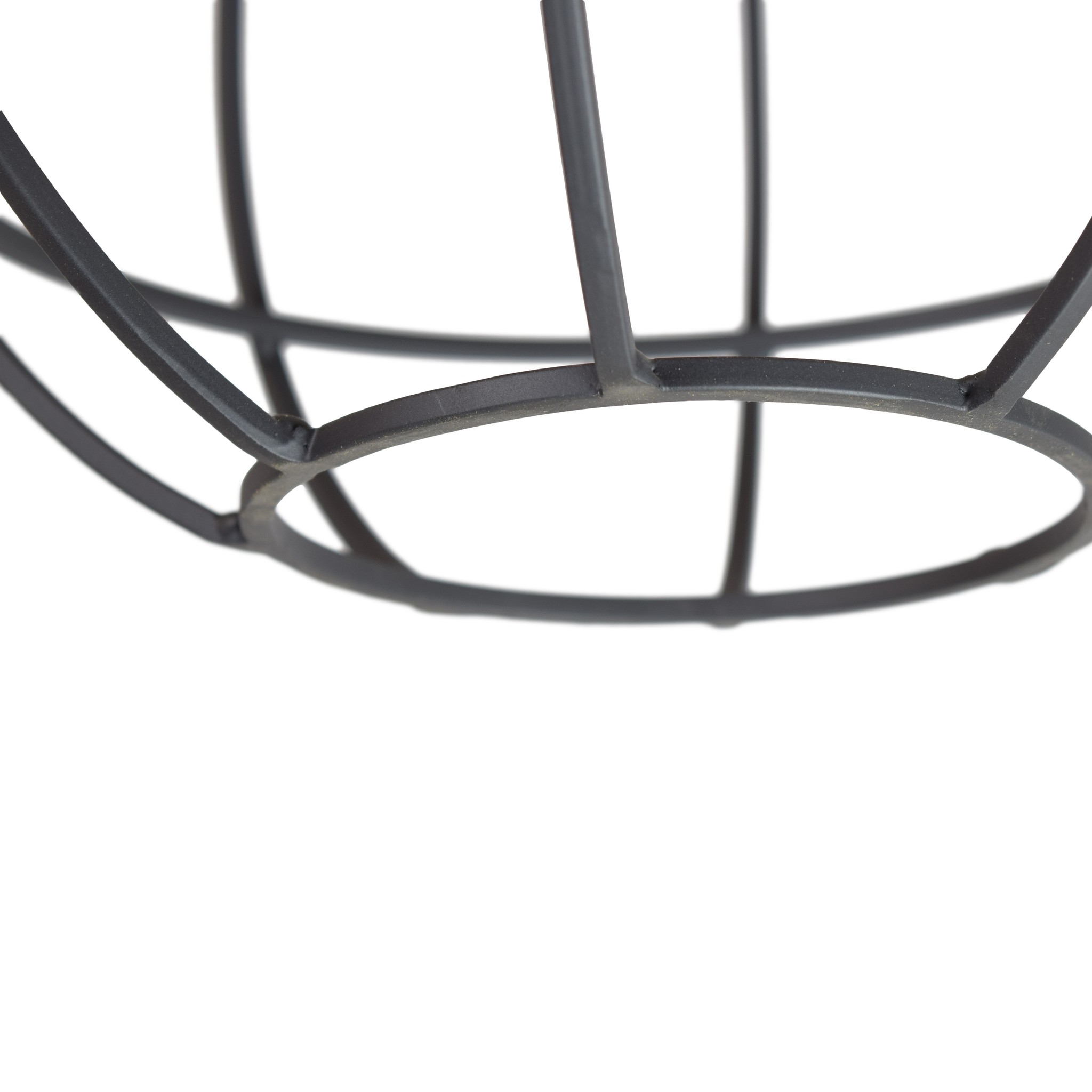 Urban Interiors Urban Interiors Plafondlamp Globe Large ø28x30 vintage black