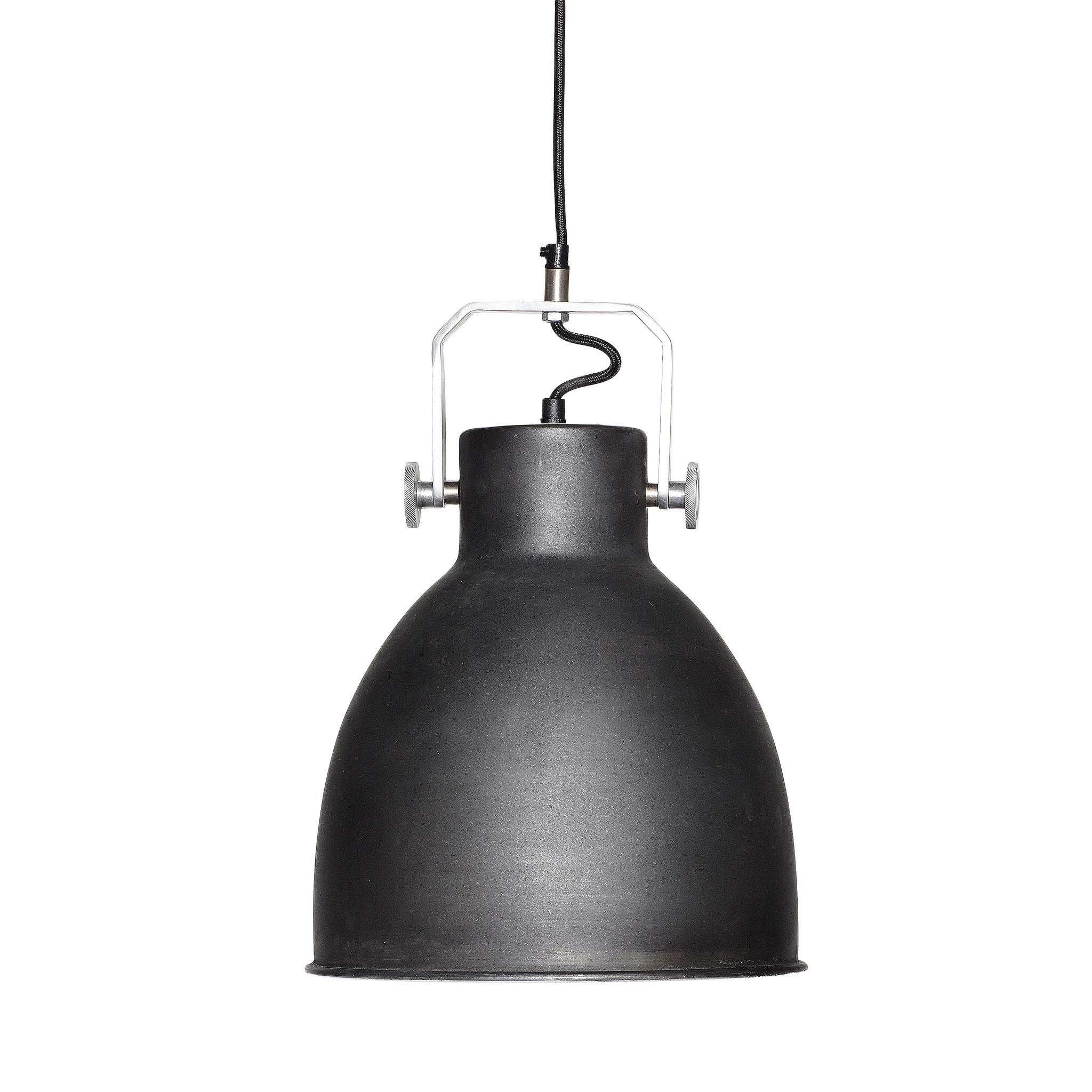 Hubsch Lamp, zwart