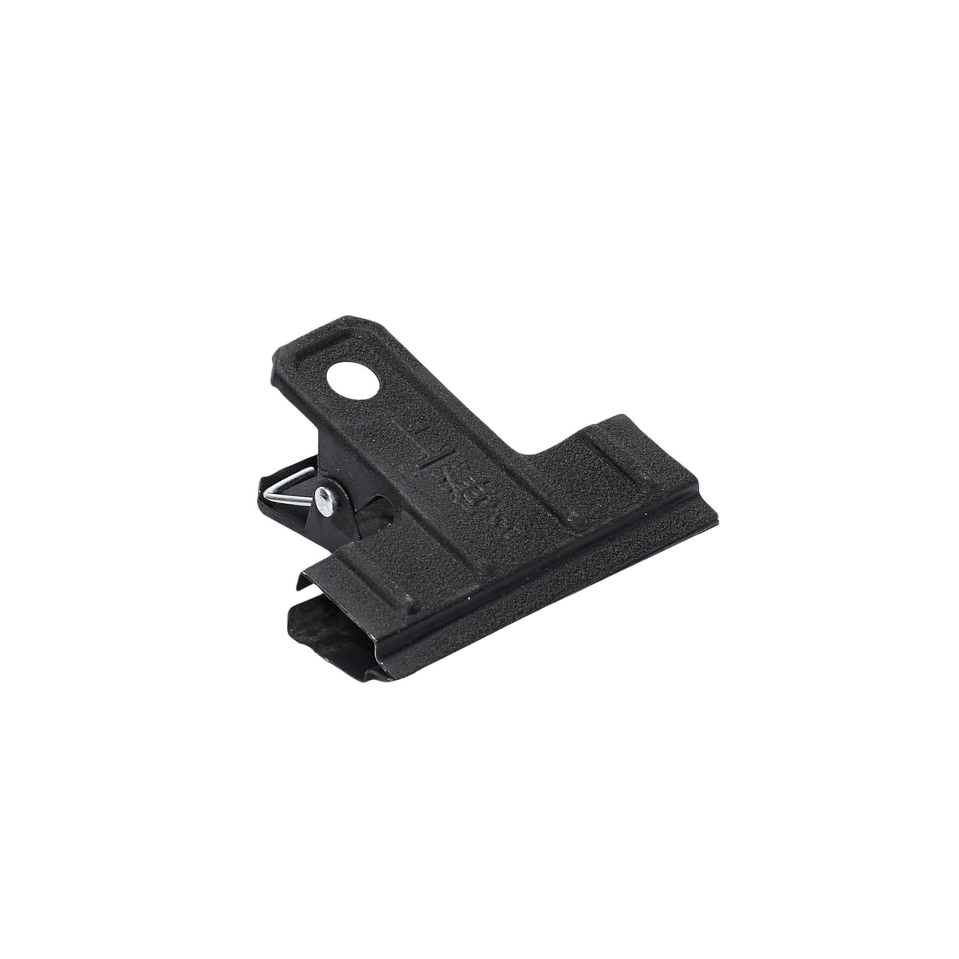 Hubsch Clip, metaal, zwart