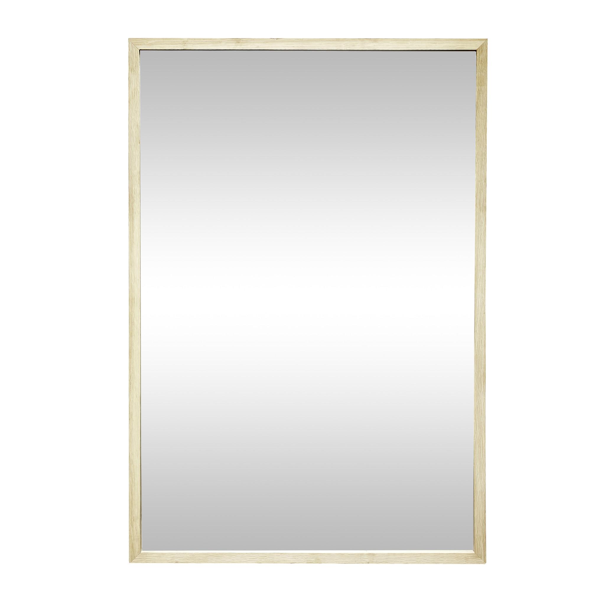 Hubsch Wandspiegel, eik, natuur, medium-889044-5712772041369