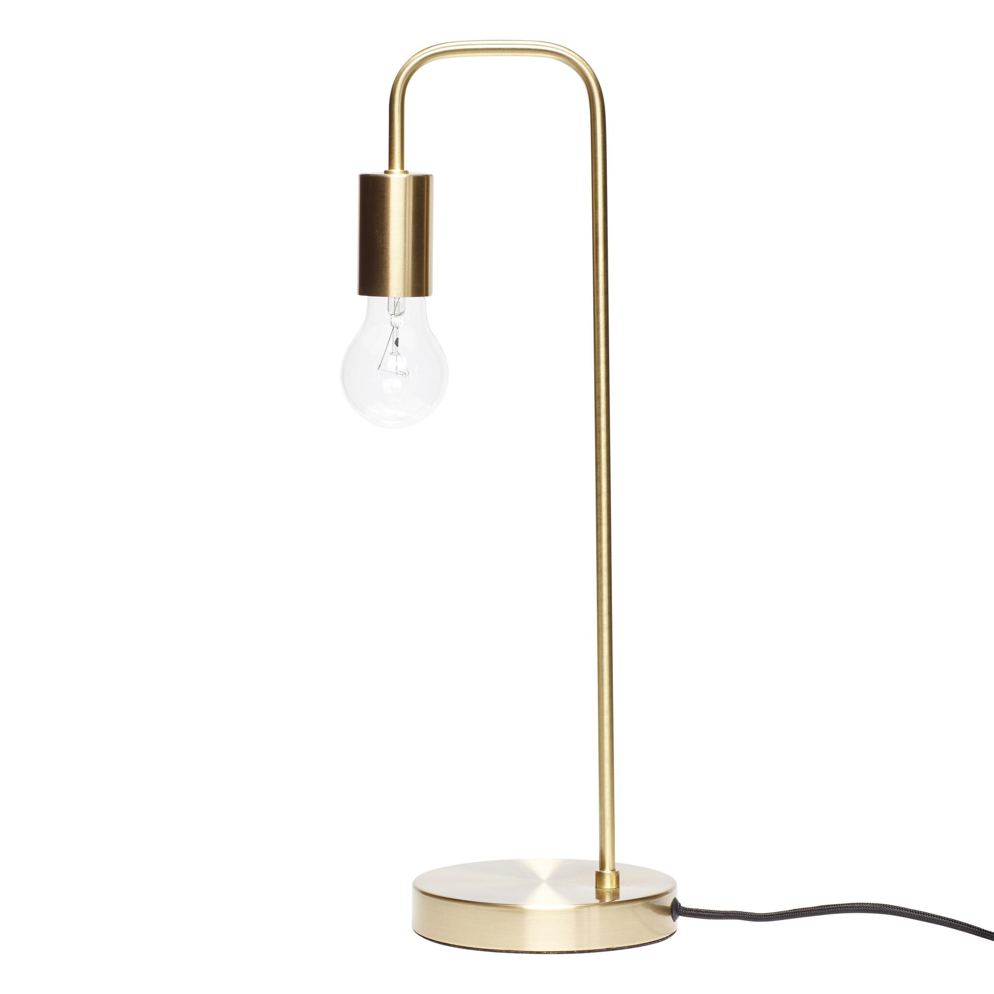 Hubsch Tafellamp, messing-890414-5712772059654